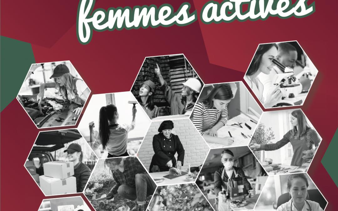 """""""Femmes Battantes"""" intègre le """"Guide des Femmes Actives"""" !"""